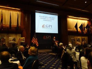 GPI Conference on Syrian Refugees                                                                .