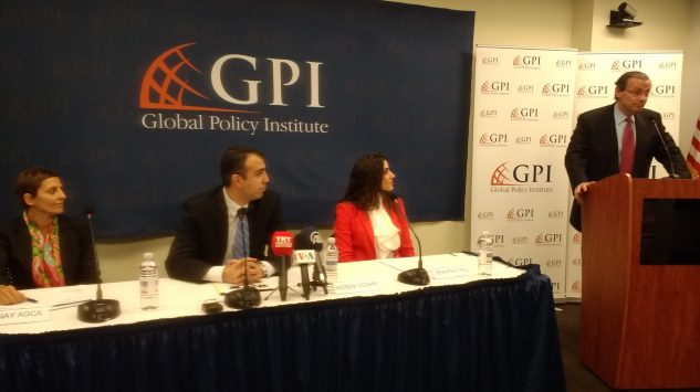 GPI & THO Held a Joint Panel Discussion on Turkey's Economic Outlook for 2017