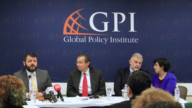 GPI & BAUI University Joint Panel Discussion on Security in the Era of Rising Violent Extremism