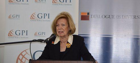Dialogue & GPI Public Policy Forum 2017 — Women's Lot: Progress vs. Tradition