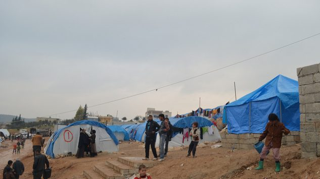 On a Mission to Learn: My Trip to a Syrian IDP Camp (Part 1)