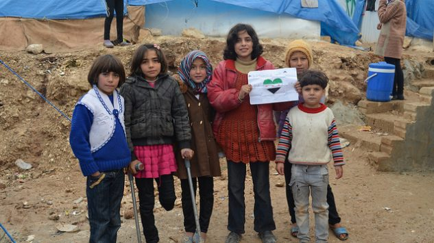 On a Mission to Learn: My Trip to a Syrian IDP Camp (Part 5)