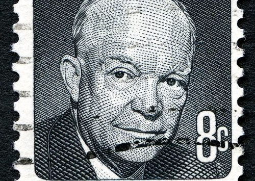 Eisenhower's 'Military-Industrial Complex' Shrinks to 1% Of Economy (from Forbes)