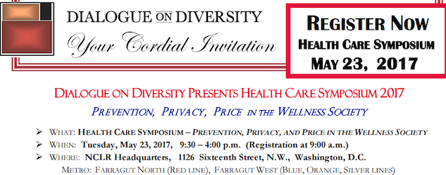 Health Care Symposium: Prevention, Privacy, and Price in the Wellness Society