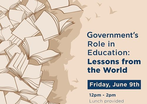 Joint Event on Government's Role in Education held by GPI & Atlas Corps