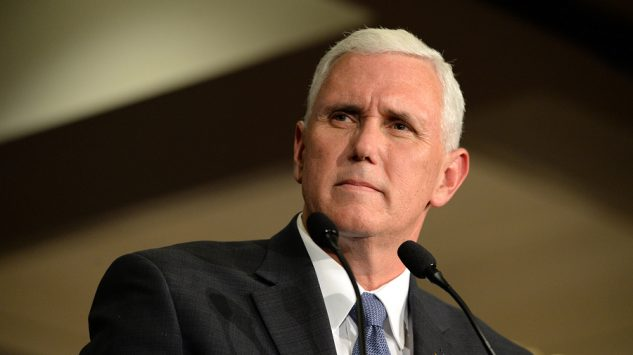 What Would A President Pence Mean For America's Military?