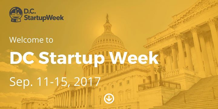 DC Startup Week Kick off Event: Creating Diversity in Tech
