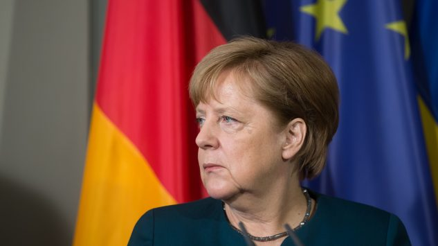 After Merkel's Narrow Victory Governing Germany Will be Difficult